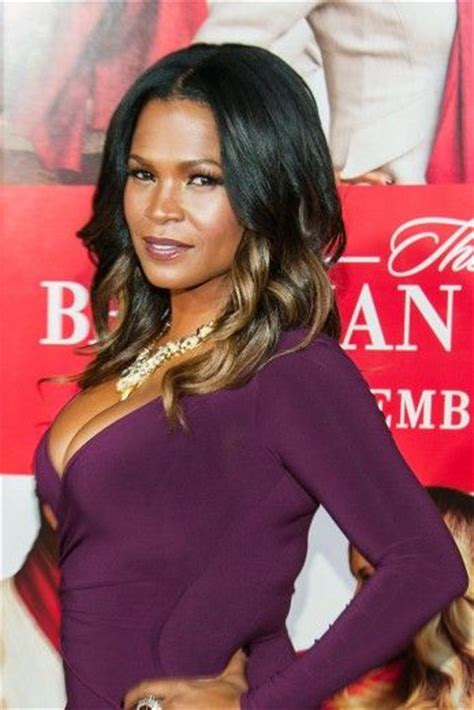 nia long haircut in best man holiday happy 2014 celebs share their new year s resolutions