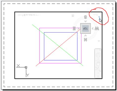 rotate layout viewport autocad autocad how can i rotate a drawing inside viewport