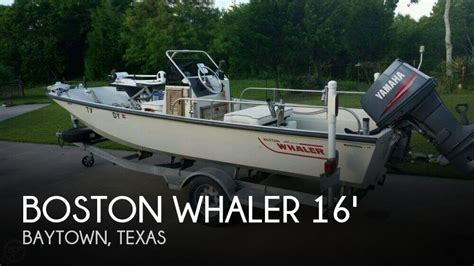 are nautic star boats unsinkable boston whaler 17 montauk for sale in baytown tx for