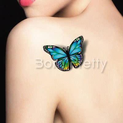 tattoo 3d papillon 50 amazing 3d butterfly tattoos