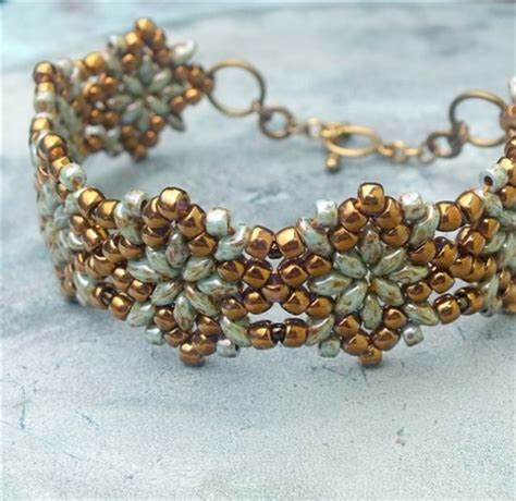 bead smith beadsmith northern star bracelet