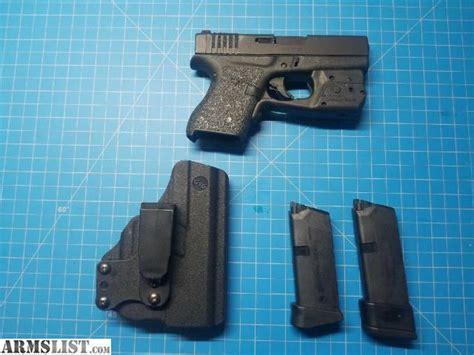 glock 43 laser light combo armslist for sale trade glock 43 with laser light combo