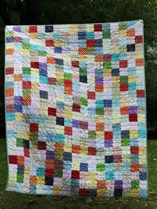blue is bleu custom patchwork quilt