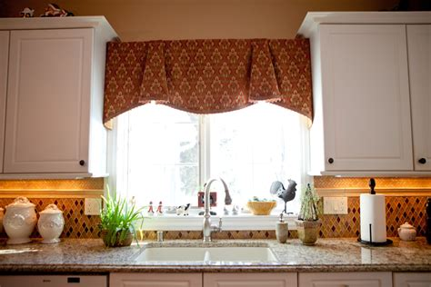 Window Valance Ideas For Kitchen Kitchen Dress Up Ideas With Window Healing Fashion Trend