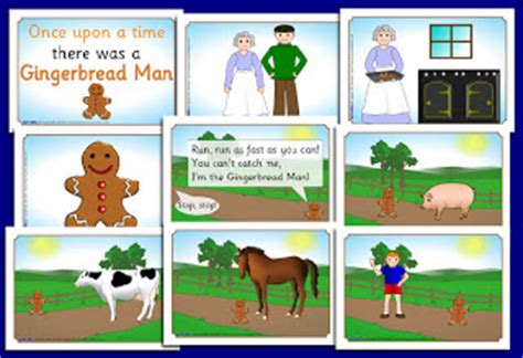 printable version gingerbread man story technology rocks seriously gingerbread fun