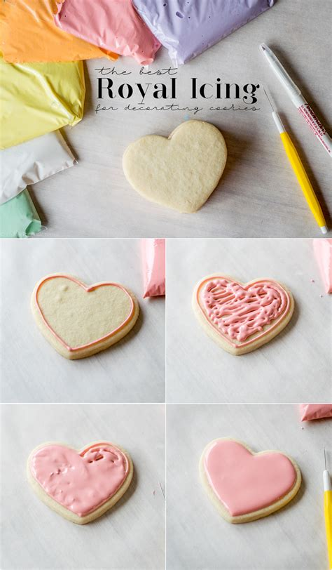 decorated cookies recipe royal icing recipe royal icing decorating and royals