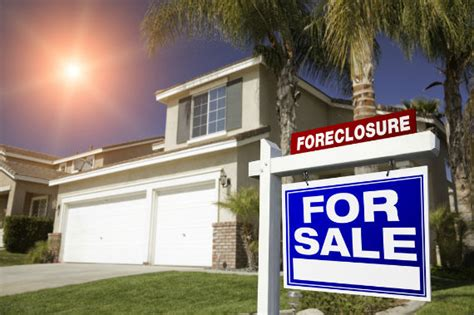 buying government foreclosed homes