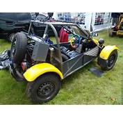 Adrians Tomcat 100  ABS Freestyle Kit Car