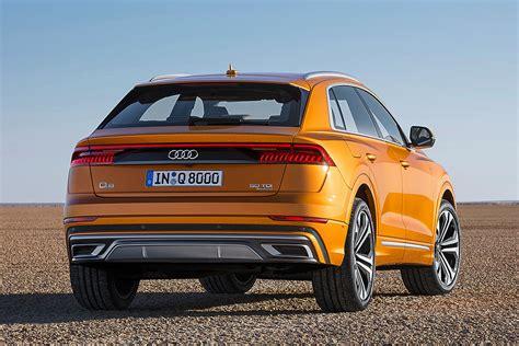 Preis Audi by Audi Q8 2018 Preis Bilder Test Motor Bilder