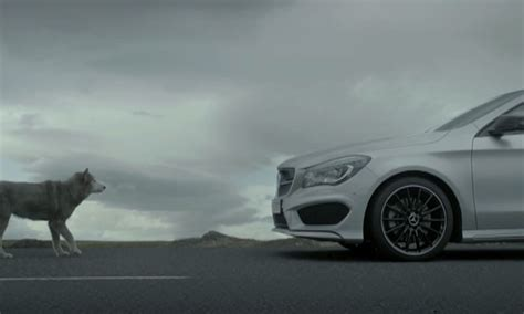mercedes ads 2014 2014 mercedes benz cla profile with wolf photo 2