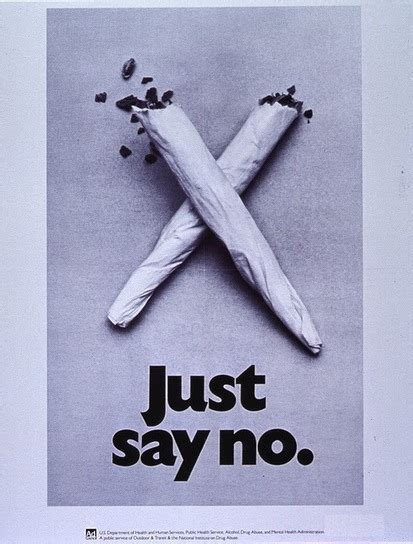 Just Say No But Yeah But No But Kate Moss To Appear In Britain by Mengenal Poster Narkoba Serta Contoh Gambarnya