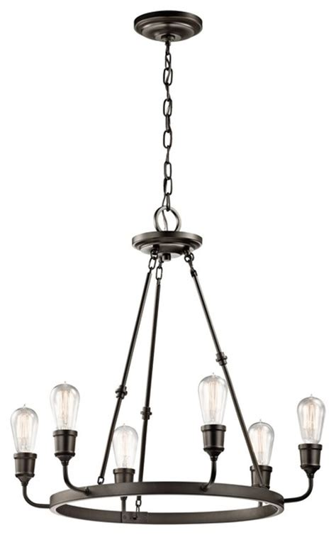 Cabin Chandelier Kichler Lighting Lucien Rustic Lodge Log Cabin Country Chandelier X Zo80724 Contemporary