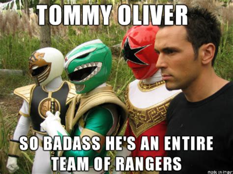 Power Rangers Meme - image 634487 power rangers know your meme