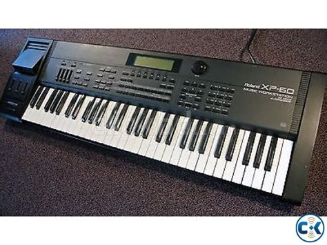 Keyboard Roland Xps brand new roland xp 60 keyboard clickbd