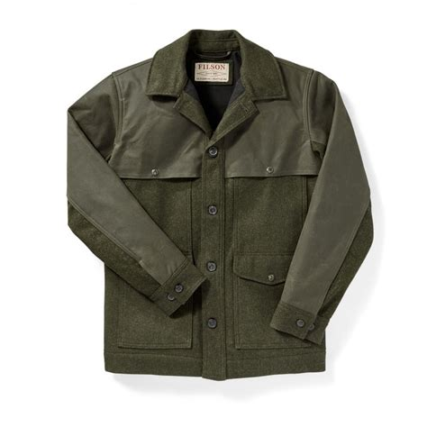 Filson Bed by Filson Bed Filson Tin Cloth Field Coat Serta