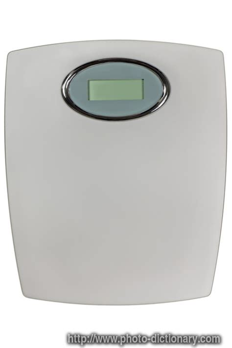 Definition Of Bathroom Scale Digital Bathroom Scales Photo Picture Definition At