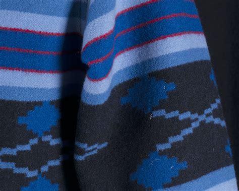 indian pattern hoodies vtg old pendleton southwest american indian blanket