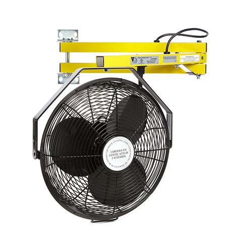 tractor supply shop fans dlfan60 dock fan with 60 quot arm