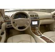 2008 Mercedes Benz E Class Interior Photo 11