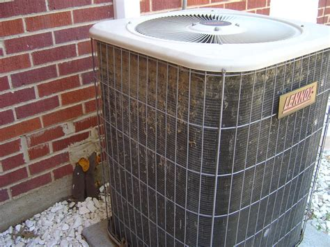 Air Conditioner Cleaner how to clean central air conditioning condenser coils
