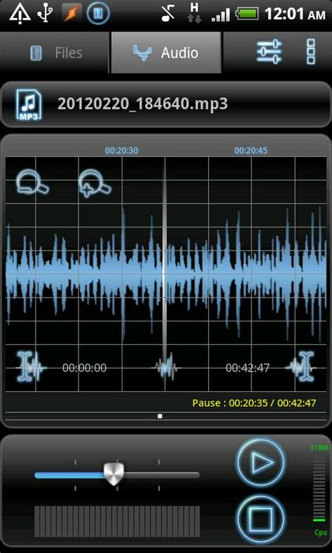 android record audio recforge lite audio recorder android apps on play