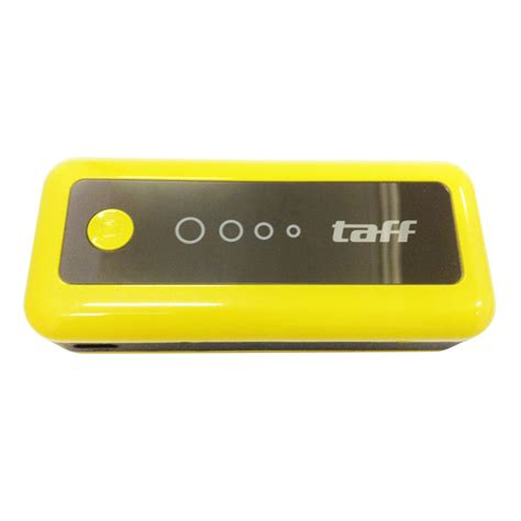 Power Bank Taff taff power bank 5200mah model mp5 no box for tablet and smartphone mp5 yellow with black