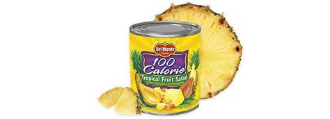 fruit 100 calories tropical fruit salad 100 calories monte foods inc