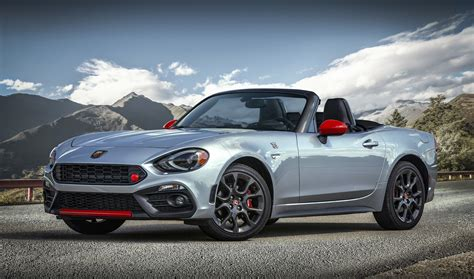 Fiat Modelle 2019 by 2019 Fiat 124 Spider Isn T The Facelift We Were Expecting