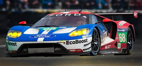 ford gt le mans race results