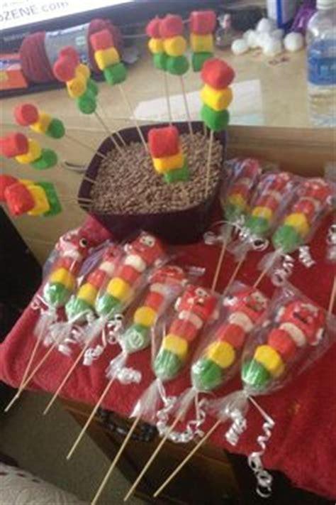 decoracion de bombones para fiestas brocheta peppa pig las chuches de cuchi brochetas