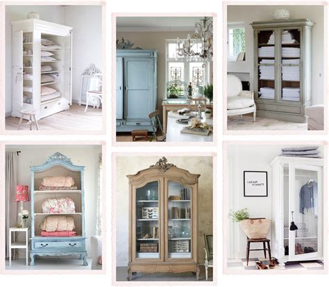 armadio country chic un armadio tante funzioni shabby chic interiors