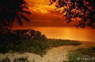 download free sunset beach theme sunset beach theme 2 2