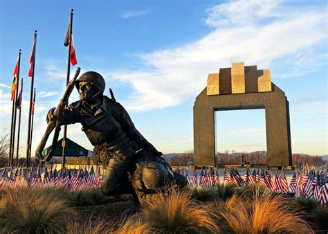 the national national d day memorial website of the national d day
