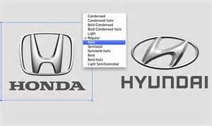 honda vs hyundai logo stocklogos
