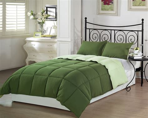 Green Comforter Sets by Total Fab Olive Green Bedding Sets Green Serene On A Budget