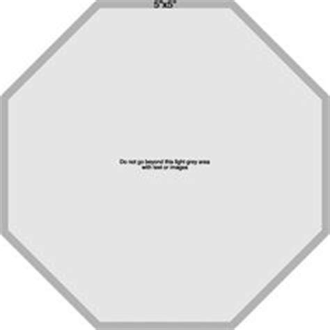 octagon template for quilting octagon coloring page school ideas