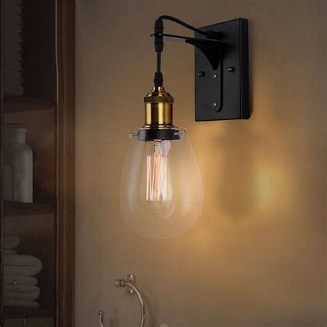 indoor with light charming wall lantern indoor