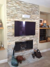 Decorating Ideas Above Fireplace Living Room Living Room With Tv Above Fireplace
