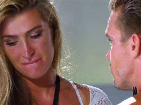 watch lillie lexie gregg confront gaz beadle for cheating watch gaz beadle tears up as he makes peace with lillie