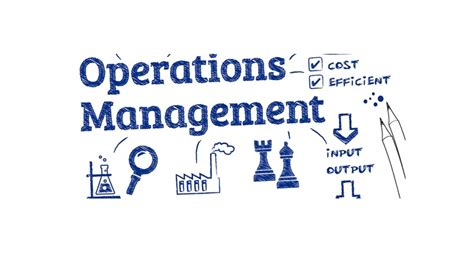 operation management explore lucrative opportunities in operations management