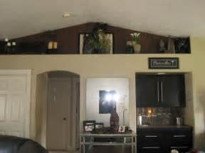 Decorating Ideas For Kitchen Plant Shelves The Bishop S Our Home A Preview