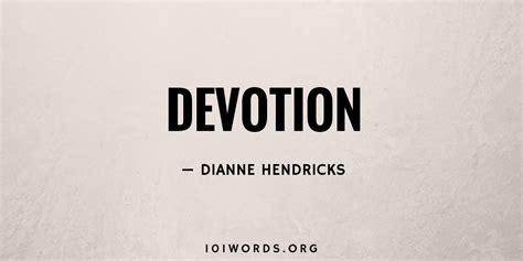libro devotion why i write devotion 101 words