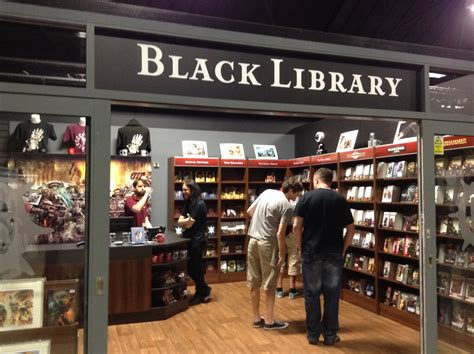 black library the black library store