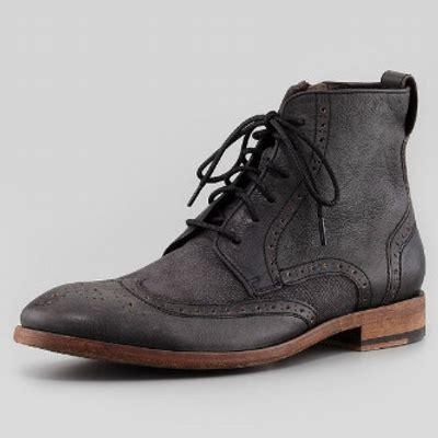Dr Faris Semi Boots kakinaga store on quot dr faris semi boots suede idr