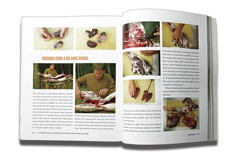 Pdf Complete Guide Butchering Cooking by Steven Rinella S Guide To Butchering And Cooking