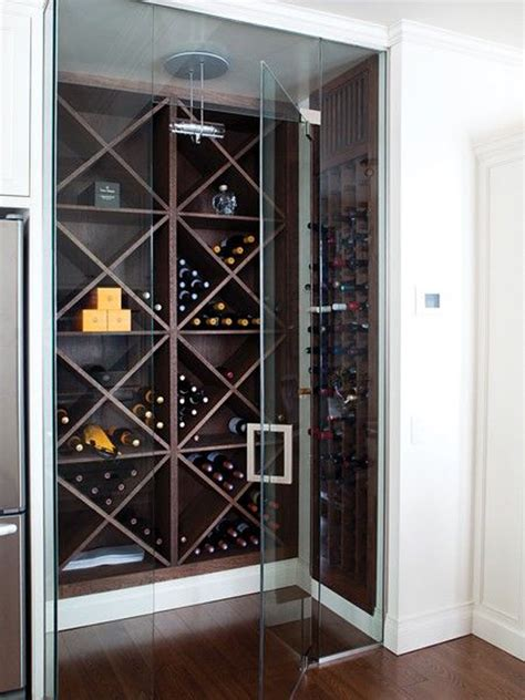 Wine Closet Doors 25 Functional Home Wine Storage Ideas Home Design And Interior