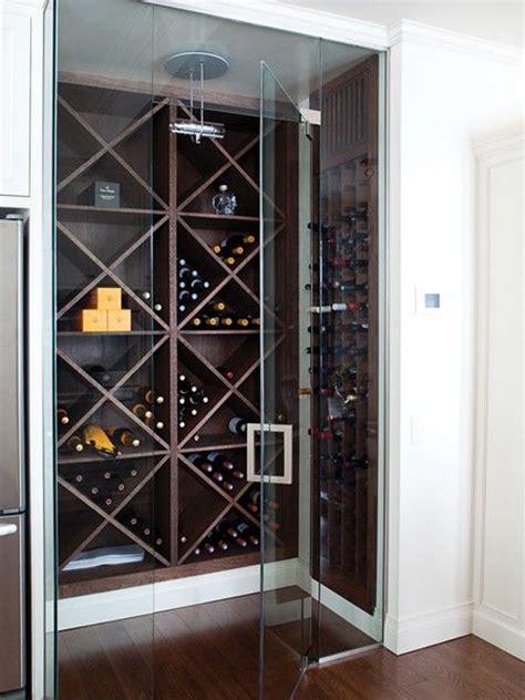walk  wine cellar storage ideas