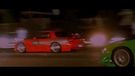 fast and furious marathon the fast and the furious first race scene movie