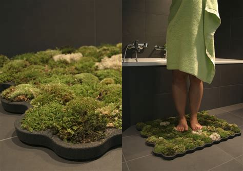 Green Design 10 Pics I Like To Waste My Time Moss Bathroom Rug