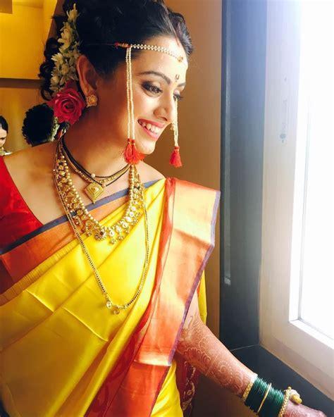 shruti marathe actress marathi shruti marathe and gaurav ghatnekar wedding photos